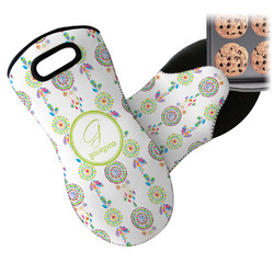 Dreamcatcher Neoprene Oven Mitt (Personalized)