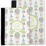 Dreamcatcher Notebook Padfolio w/ Name and Initial