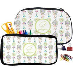 Dreamcatcher Pencil / School Supplies Bag (Personalized)