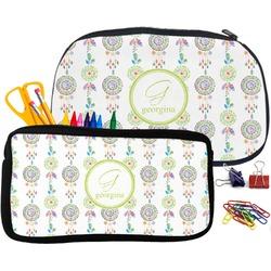 Dreamcatcher Neoprene Pencil Case (Personalized)