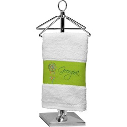 Dreamcatcher Finger Tip Towel (Personalized)