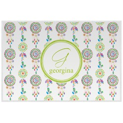 Dreamcatcher Laminated Placemat w/ Name and Initial