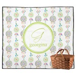 Dreamcatcher Outdoor Picnic Blanket (Personalized)