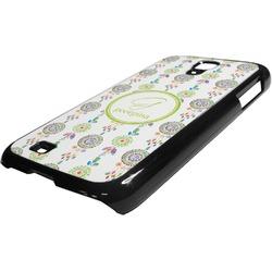 Dreamcatcher Plastic Samsung Galaxy 4 Phone Case (Personalized)