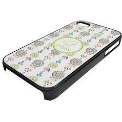 Dreamcatcher Plastic 4/4S iPhone Case (Personalized)