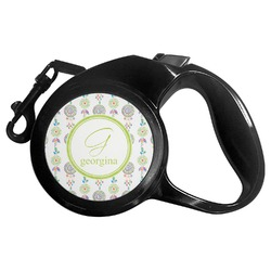 Dreamcatcher Retractable Dog Leash - Multiple Sizes (Personalized)