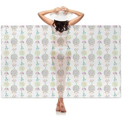 Dreamcatcher Sheer Sarong (Personalized)