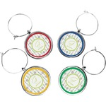 Dreamcatcher Wine Charms (Set of 4) (Personalized)