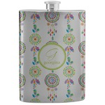 Dreamcatcher Stainless Steel Flask (Personalized)