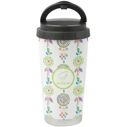 Dreamcatcher Stainless Steel Travel Mug (Personalized)