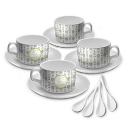 Dreamcatcher Tea Cup - Set of 4 (Personalized)