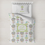 Dreamcatcher Toddler Bedding w/ Name and Initial