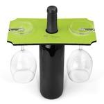 Dreamcatcher Wine Bottle & Glass Holder (Personalized)