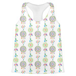 Dreamcatcher Womens Racerback Tank Top (Personalized)