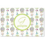 Dreamcatcher Woven Mat (Personalized)
