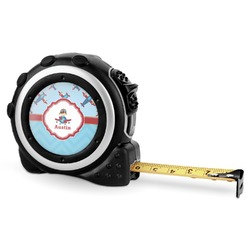 Airplane Theme Tape Measure - 16 Ft (Personalized)