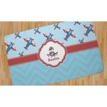 Airplane Theme Area Rug (Personalized)