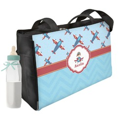 Airplane Theme Diaper Bag (Personalized)