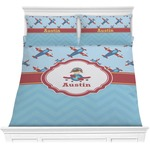 Airplane Theme Comforters (Personalized)