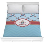 Airplane Theme Comforter (Personalized)