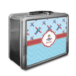 Airplane Theme Lunch Box (Personalized)