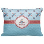 Airplane Theme Decorative Baby Pillowcase - 16