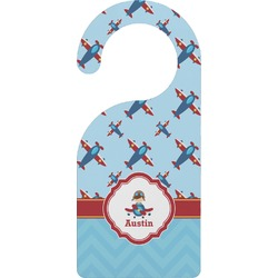 Airplane Theme Door Hanger (Personalized)