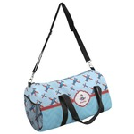 Airplane Theme Duffel Bag (Personalized)