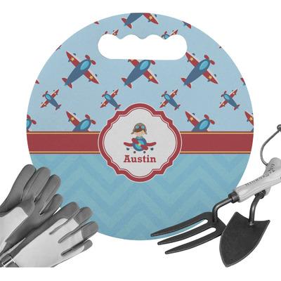 Airplane Theme Gardening Knee Cushion (Personalized)