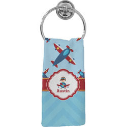 Airplane Theme Hand Towel - Full Print (Personalized)