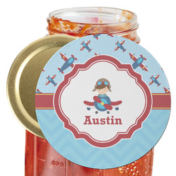 Airplane Theme Jar Opener (Personalized)