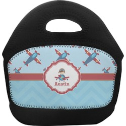 Airplane Theme Toddler Lunch Tote (Personalized)