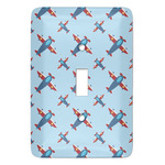 Airplane Theme Light Switch Covers (Personalized)