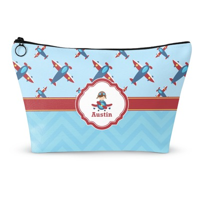 Airplane Theme Makeup Bags (Personalized)