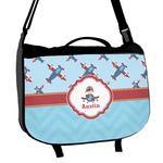 Airplane Theme Messenger Bag (Personalized)