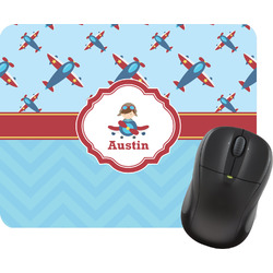 Airplane Theme Mouse Pads (Personalized)