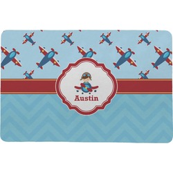 "Airplane Theme Comfort Mat - 24""x36"" (Personalized)"