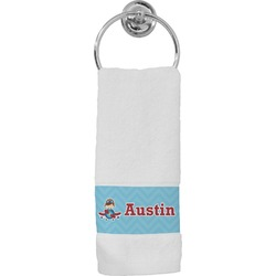 Airplane Theme Hand Towel (Personalized)