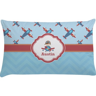 Airplane Theme Pillow Case (Personalized)