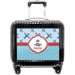 Airplane Theme Pilot / Flight Suitcase (Personalized)