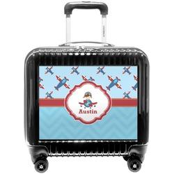 Airplane Theme Pilot / Flight Suitcase (Personalized)