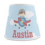 Airplane & Pilot Empire Lamp Shade (Personalized)