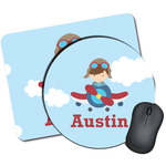 Airplane & Pilot Mouse Pads (Personalized)