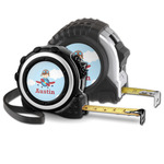 Airplane & Pilot Tape Measure (Personalized)