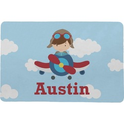 Airplane & Pilot Comfort Mat (Personalized)