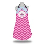 Airplane Theme - for Girls Apron (Personalized)