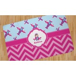 Airplane Theme - for Girls Area Rug (Personalized)