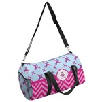 Airplane Theme - for Girls Duffel Bag (Personalized)