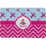 Airplane Theme - for Girls Comfort Mat (Personalized)