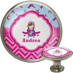 Airplane Theme - for Girls Cabinet Knobs (Personalized)